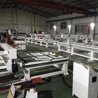 CNC router machine factory