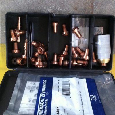 easy broken parts for plasma power source
