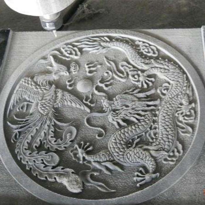 marble engraving machine