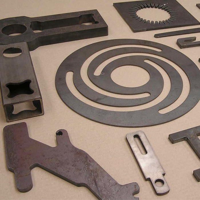 metal cutting machine project