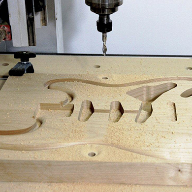 musical instruments cnc router machine projects