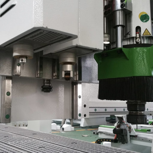 oscillating knife cnc router