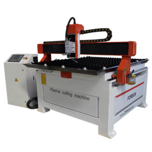 CNC Plasma Cutting Machine 4x4 for Steel Metal Iron Sheet Cutting