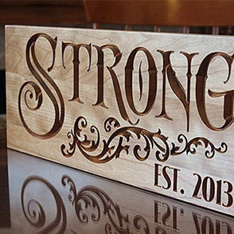 sign making and carving cnc router  projects
