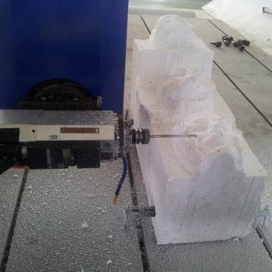 styrofoam mould machine