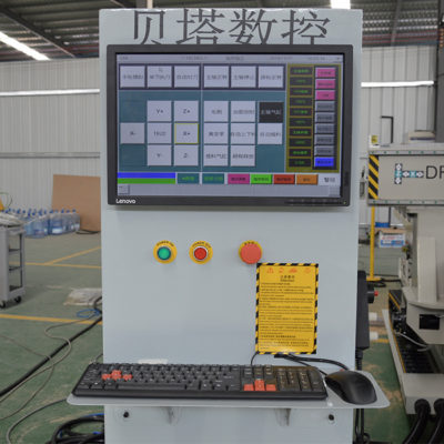 syntec controller of ATC CNC Wood router machine