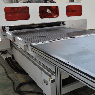 Nesting CNC wood Router machine