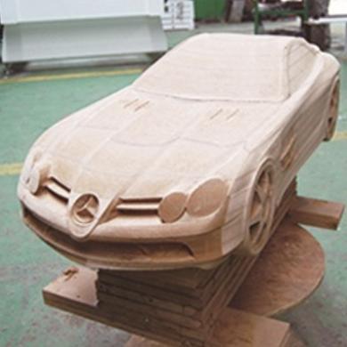 5 aixs CNC cutting machine project