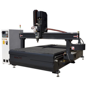 New Design Rotary Automatic Tool Change CNC Router 5'x12′