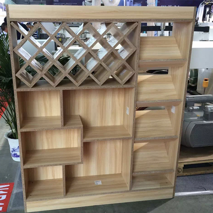 cabinet project by cnc router