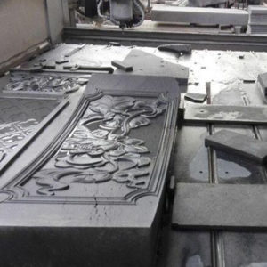 CNC marble carving machine projects