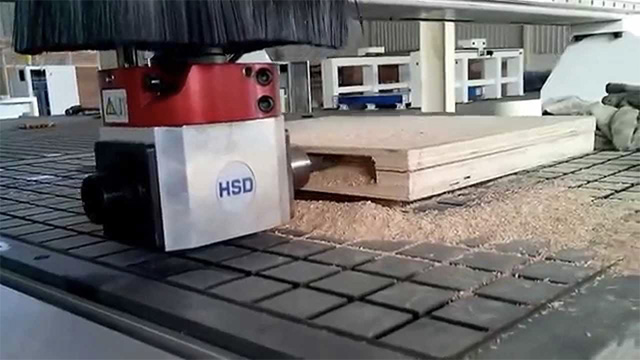 C Axis and Dual Aggregate for CNC router