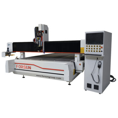 ATC CNC Router with dust proof