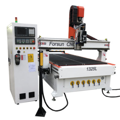 Best 1325 Wood CNC Router with C Axis and Dual Aggregate for sale