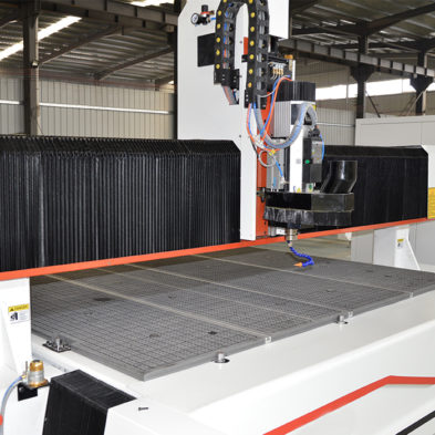 dust proof for 3 axis cnc router machine