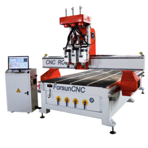 Triple-head CNC Router FS1325A-3H