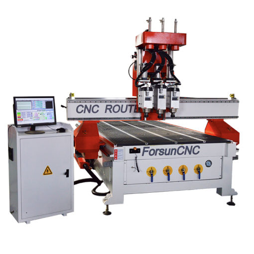 Best cheap multi-spindle CNC wood router machine for sale in China