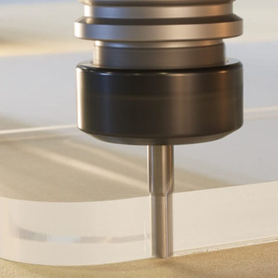 Plastic: How to Avoid Bad Cut Edges When Using CNC Routers