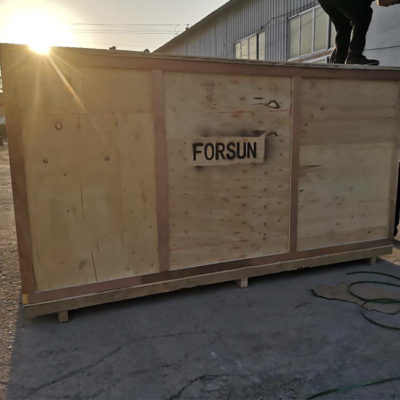 plywood packing and delivery