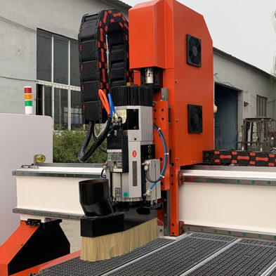 9.KW Automatic tool change spindle