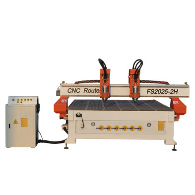 CNC Router 2030 with 2 spindles 3
