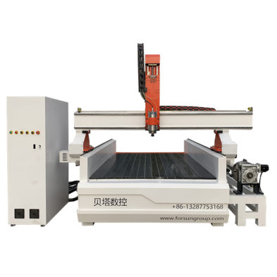 Hot Sale Cheap CNC Router Machine with Rotary Axis Price China