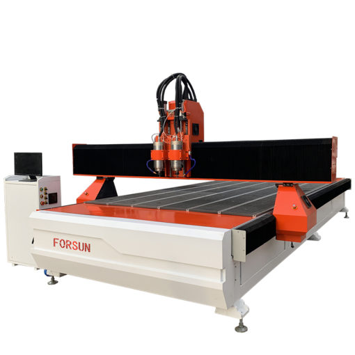 multi-tool CNC Router