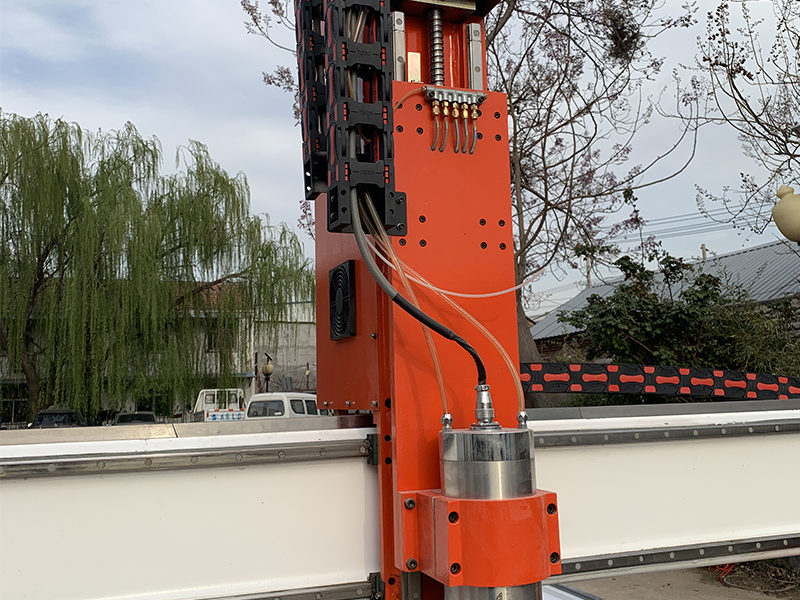 wood cnc router Z axis 500mm