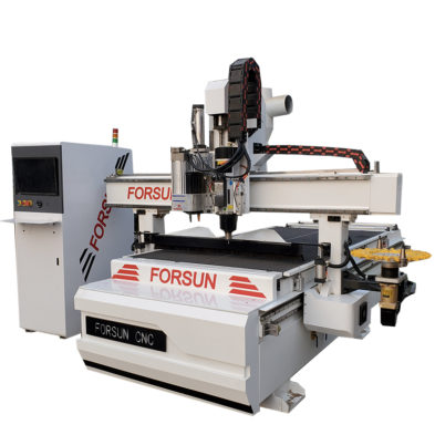 ATC CNC Router with boring head