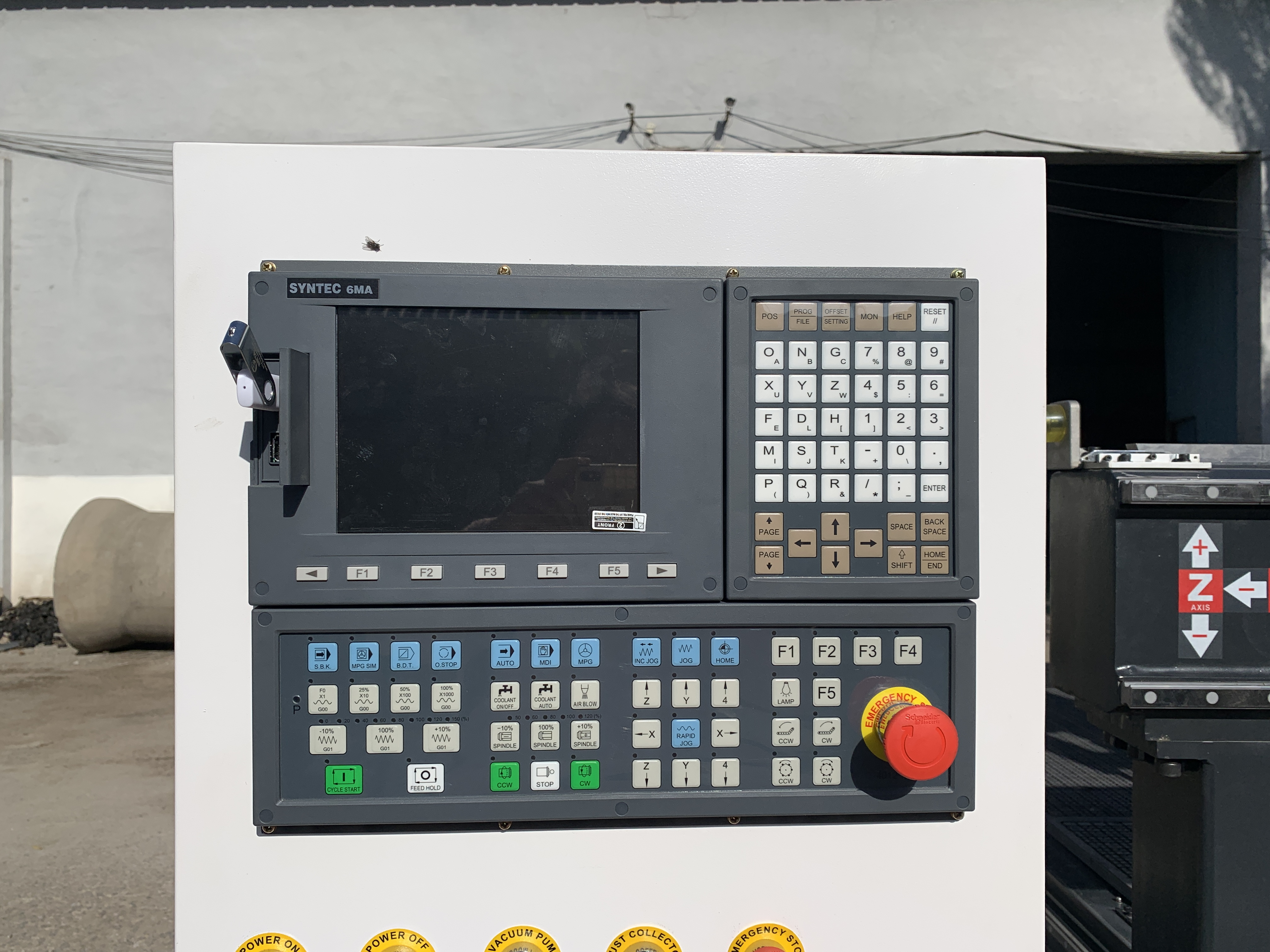 Syntec 6MA for cnc router