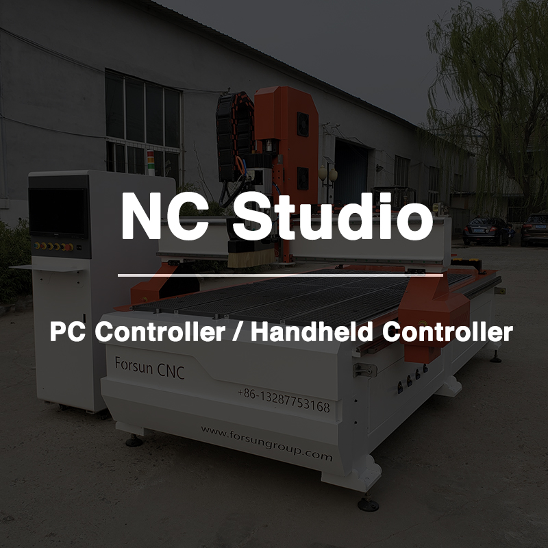 NC Studio Controller for CNC Router