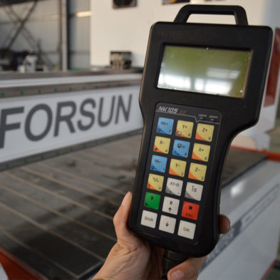 NK105 controller for cnc router