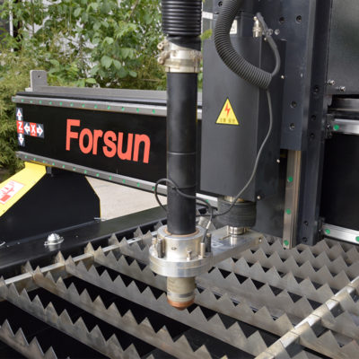 Torch of CNC plasma cutter