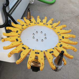 tool magazine for CNC Router Machine