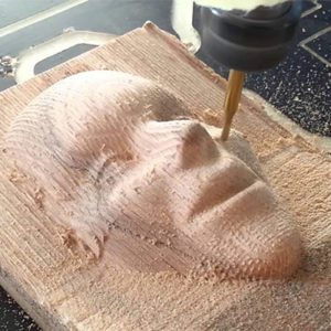 mold making by cnc router