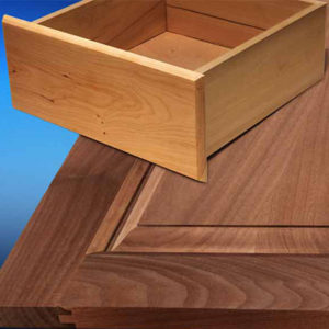 Wood Router for cabinet