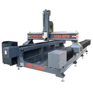 CNC Router Machine with Extended Z Axis 600mm