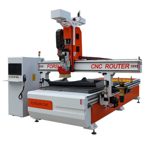 automatic tool change CNC Router