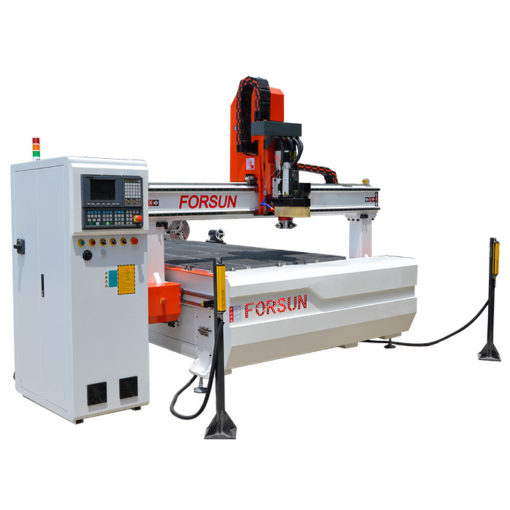 ATC CNC Router with Aggregate 2