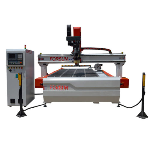 ATC CNC Router with aggregate