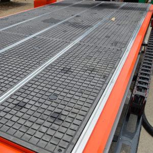 vacuum table in zones