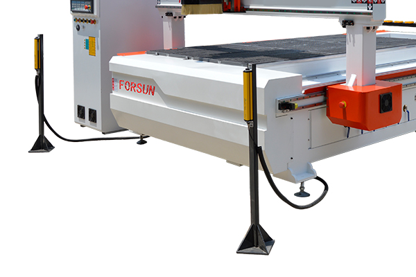safety laser curtain for cnc router machine