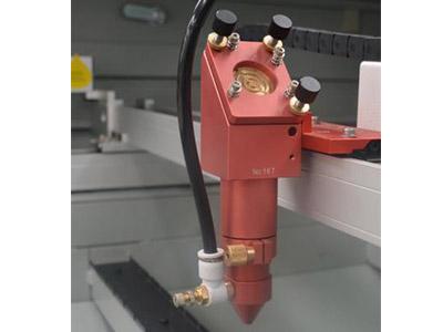 Laser head of CNC laser cutting machine