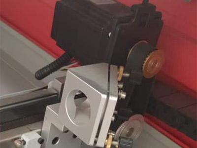 Motor of CNC laser cutting machine