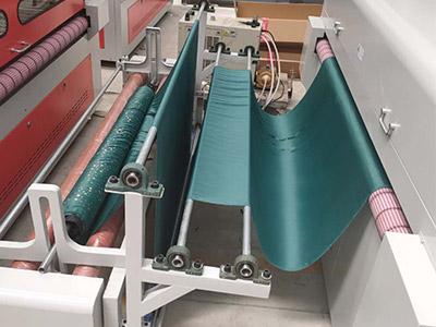 Feeding rack of CNC laser cutting machine