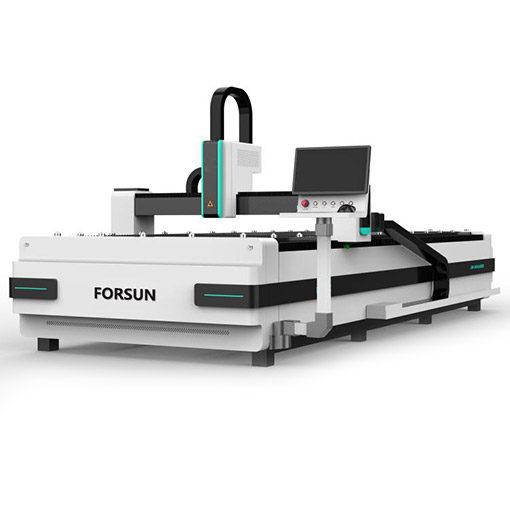 China New Design best cheap CNC Fiber Laser Cutting Machine for sale