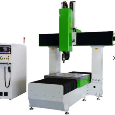Light-Duty-5-Axis-CNC-Wood-Router-Machine