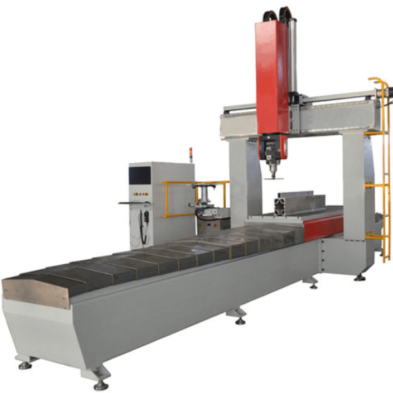 New Design 5 Axis CNC Router with CE for Molding Making