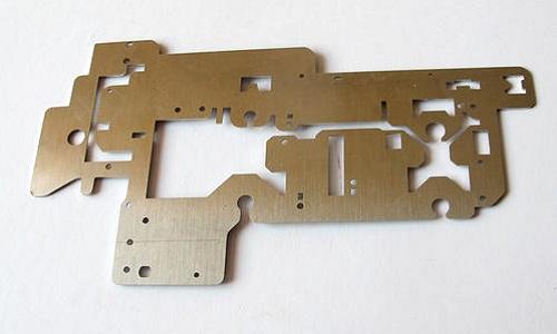Sample Presentation of CNC Fiber Laser Cutting Machine