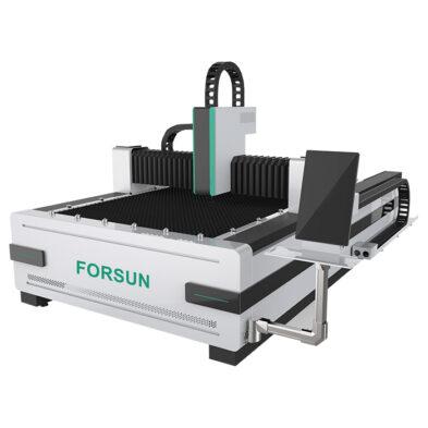 high power CNC fiber laser cutting machine